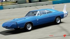 1969 Dodge Charger Daytona in Forza Motorsport 4,