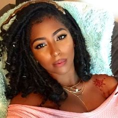 Braided hairstyles are very popular nowadays. I'm sure that when you were young, your mom put your hair in braids. Faux Locs Hairstyles, Crochet Braids Hairstyles, African Hairstyles, Cool Hairstyles, Black Girl Braids, Girls Braids, Curly Hair Styles, Natural Hair Styles, Locs Styles