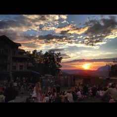 FREE Summer Concert Series in Mountain Village every Wednesday night in #Telluride, Colorado!