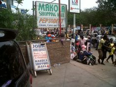 Makola market accra ghana this is market in accra ghana known for its ...