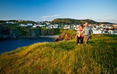 Travel through small towns steeped in history in Canada?s scenic maritime province Newfoundland on this self-drive Canada vacation package. Wilderness Trail, Newfoundland And Labrador, Self Driving, Vacation Packages, Canada Travel, Hiking Trails, Small Towns, Dolores Park, Beautiful Places