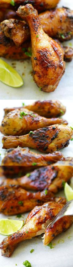 Backyard Jerk Chicken – Homemade jerk chicken recipe that you can grill right at your backyard. Delicious, moist and spicy chicken that everyone loves | rasamalaysia.com