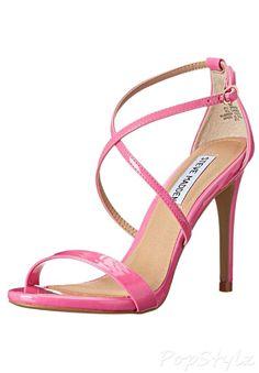 8072838881e7 Steve Madden Feliz High Heel Sandal. i d like it better in a different color