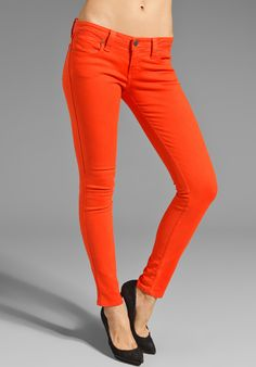 FRANKIE B. JEANS My BFF Jegging in Fire at Revolve Clothing - Free Shipping!