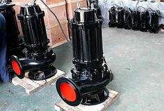 WQ series submersible sewage is mainly used for municipal engineering, industrial building, hotel, hospital, civil air defence, mining and other industries, can be used to send row with solid particles and all kinds of long fiber sewage and waste water, rain and city life in the water.