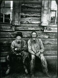 russian woodsmen, 1911