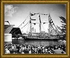 In honor of Gasparilla, I thought our young pirates would enjoy reading about the history of the parade. (This will also come in hand when we explore famous real and fictional pirates)