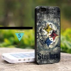 Pittsburgh Steelers iPhone 5 Hard Case | Steelers!!!! | Pinterest ...