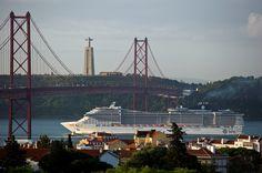 Cruzeiros desde Lisboa: Todos os Itinerários para 2016