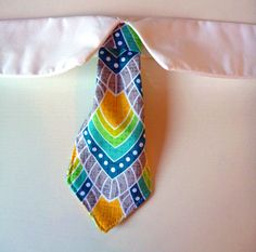 Shirt Collar & Neck Tie - Select Any Fabric Under Dog Collar Listing by katiesk9kollars on Etsy