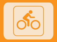 Biker Icon Vector free