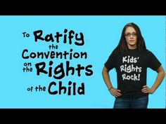 Kids' Rights Rock! - YouTube