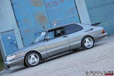 Garaget | Saab 900 Aero T16 (1986)