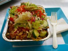 "8. Kapsalon, The Netherlands. This Dutch food item includes fries, topped with gyro meat, then grilled with a layer of gouda cheese. The concoction is then covered in salad greens. Its name means ""hair salon"" because the inventor of the dish owned one, according to dwerg85. Read more: http://www.businessinsider.com/popular-foods-outside-the-us-2013-7#ixzz2XpVCKKkK"