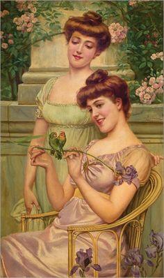 """Bird Ladies'"