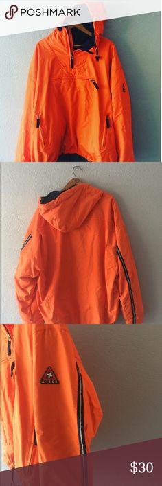 Abercrombie vintage coat Orange vintage Abercrombie and Fitch coat. Abercrombie & Fitch Jackets & Coats Ski & Snowboard