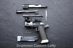 Drummen Custom Lefty - Drummen Custom Guns Valkenburgerweg 49 6361 EB Nuth The Netherlands Tel +31 (0) 45 565 00 40 Fax +31 (0) 45 565 00 32