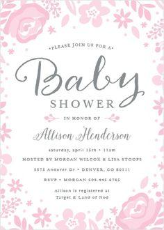 Tutu baby shower invitation tutu cute invitation baby girl baby blooms baby shower invitations filmwisefo