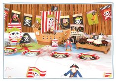 Meri Meri pirate party.. Buy it online.