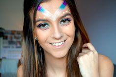 Maquilhagem para festivais + NOVIDADE ESPECIAL | Ana Cunha