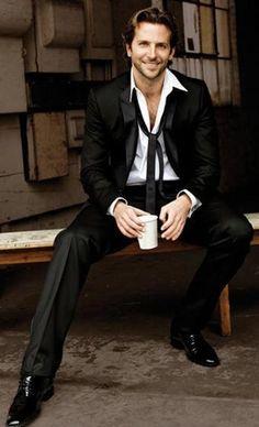 Bradley Cooper. Whoa