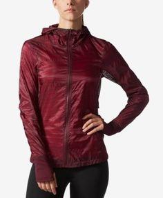 4adc87efea4 adidas Supernova TKO Water-Repellent Jacket & Reviews - Jackets & Blazers -  Women - Macy's. Adidas KvinderJakker Til KvinderVindjakkeJakkeGlimmer