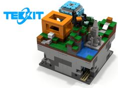 LEGO Ideas - Minecraft Micro World: Tekkit