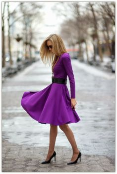 COLOR STORY : Radiant Orchid
