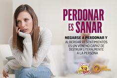 GUARDAR RESENTIMIENTOS ES VENENO #QuieroVivirSano #SaludEspiritual #PerdonarEsSanar