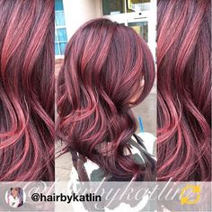 6 Great Balayage Short Hair Looks – Stylish Hairstyles Red Violet Hair, Violet Hair Colors, Bright Red Hair, Dark Red Hair, Fall Hair Colors, Burgundy Hair, Green Hair, Auburn Balayage, Balayage Hair