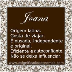 Joana