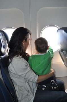 14 purchases for your toddler's first flight. Great toy suggestions and hilarious blog post from a first time mom on her first flight with her toddler
