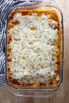 Million Dollar Ravioli Lasagna is the easiest and most flavorful baked ravioli you'll ever make! This comfort food lasagna casserole is a total crowd pleaser! Baked Ravioli Casserole, Lasagna Casserole, Ravioli Bake, Easy Casserole Recipes, Casserole Dishes, Pasta Recipes, Beef Recipes, Cooking Recipes, Frozen Ravioli Recipes