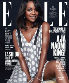 Meet ELLE's 2016 Women in Hollywood  - ELLE.com