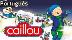 O Natal de Caillou, o filme - Versão Completa Português | Caillou Holiday Movie - YouTube Preschool Prep, Kindergarten Prep, French Class, Spanish Classroom, Teaching French, France, Youtube, Toy Story, Kids Playing