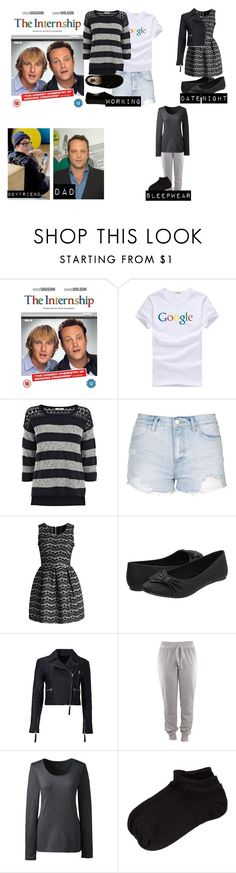 """""""Me in The Internship"""" by bubble-loves-you ❤ liked on Polyvore featuring Oasis, Topshop, Vans, Chicwish, Call it SPRING, Marissa Webb, Lands' End and Zella"""