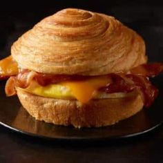 Double-Smoked Bacon, Cheddar & Egg Sandwich | Starbucks Coffee Company