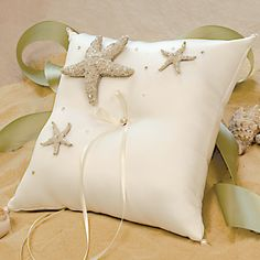 #weddingaccessory #ringbearer #romantictravelventures You have to admit, this ring pillow is awesome