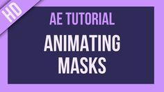 mask animating