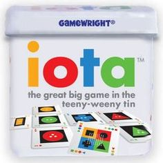 IOTA | Board Game | BoardGameGeek Have it.