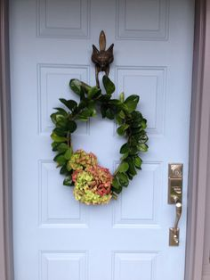 My front door.  Sept. 2014