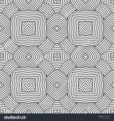 Seamless pattern. Vector background. Geometric illustration.