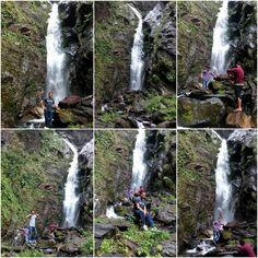 Sathali waterfall, Bharmour