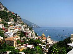 世界遺産 アマルフィ海岸の画像 アマルフィ海岸の絶景写真画像 イタリア