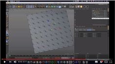 Alternative Shapes in Cinema 4D - Changing the mesh structure procedurally