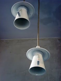 great recycling lamps