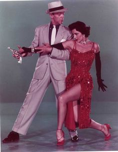 Cyd Charrisse & Fred Astaire - Bandwagon