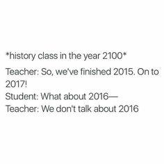 ~School~ ~History~ ~2016~