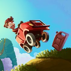 Fingersoft • Good Games | Great People Best Games, Fun Games, Hill Climb Racing, People, Cool Games, People Illustration, Folk