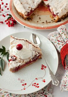 Cranberry Tart 3 by Yelena Strokin, via Flickr